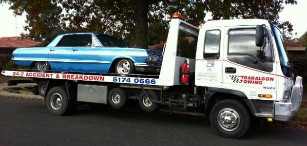 Pontiac Tow